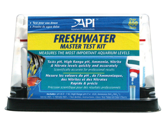 Fish Tank Water Testing Kit